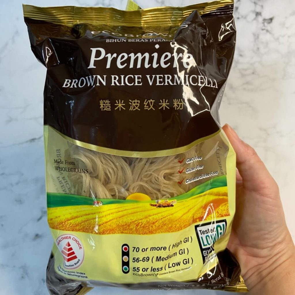 brand of Rice Vermicelli or bee hoon