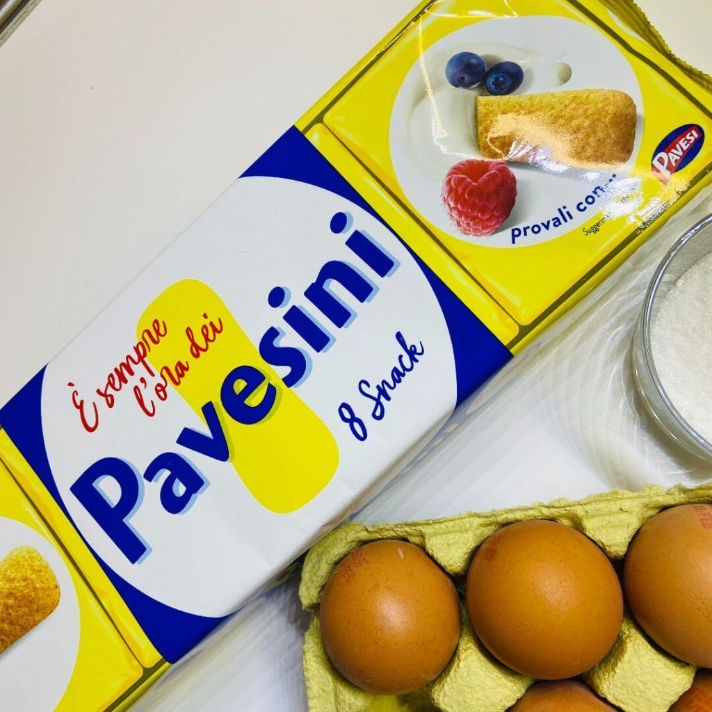 Pavesini biscuits